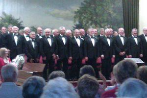 Maesteg Choir Return 2016