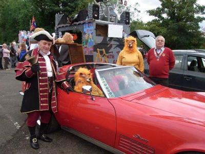 2012 Melksham Carnival