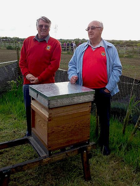 2014 at Larkrise Community Farm