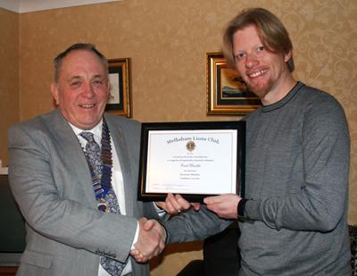 Honorary Member Frank E Haschka