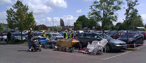 2011 Boot Sale