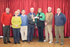 "Melksham Lions Support Local ""Shed"" Group"