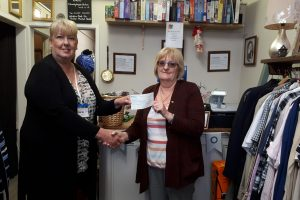Donation to Wiltshire Mind