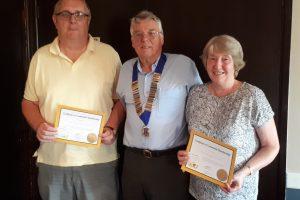 Melksham Lions Welcomes New Members to Pride