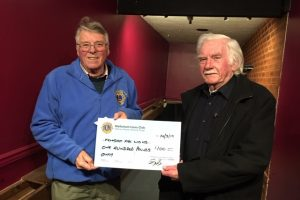 Donation To Melksham Lights